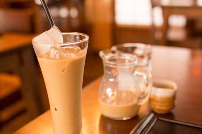 雪ノ下のアイスコーヒー